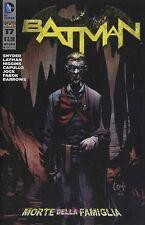 """BATMAN n°17 - I NUOVI 52 - THE NEW 52 - """"MORTE DELLA FAMIGLIA"""""""