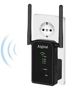 WiFi Extender Wireless Amplificatore Di Segnale Con Funzione Router E Ripetitore