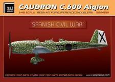 SBS Model 1/48 Full Resin Kit - Caudron C.600 Aiglon 'Spanish Civil War' - 4001