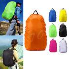 1Pc Waterproof Dust Rain Cover Travel Hiking Backpack Camping Rucksack Bag