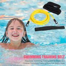 Swim Trainer Strength Belt Neoprene Training Harness Resistance us