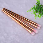 4pcs Pro Makeup Foundation Powder Eyeshadow Eyeliner Lip Brush Tool Brushes Set