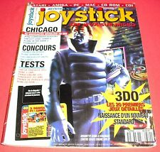 Magazine Joystick [n°40 J/A 1993] Amiga Atari ST PC MAC CDI 3DO *JRF