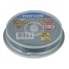 Maxell - DVD-RW 10pcs Spindle Pack 2x