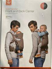 Stokke - MyCarrier - Front and Back Carrier - Babytrage Bauch & Rücken