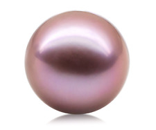 Pink Pearl Undrilled 10-11Mm South Sea Genuine