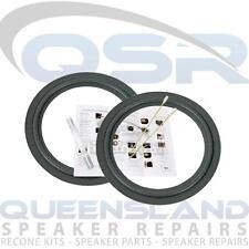 "8"" Foam Surround Repair Kit to suit JBL Speakers P208 MR38 TLX 151  (FS 182-164)"
