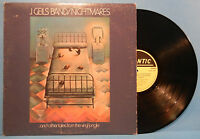 J. GEILS NIGHTMARES & OTHER TALES FROM VINYL JUNGLE '74 GREAT CONDITION! VG+/VG!