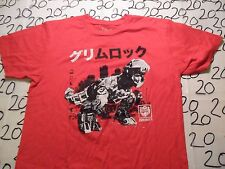 Medium- Dinobots Japan T- Shirt