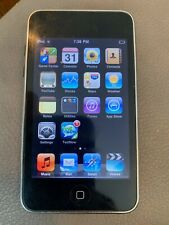 Apple iPod touch 8GB black/silver model PC086LL Used/Engraved