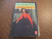 le livre de poche madame bovary - GUSTAVE FLAUBERT
