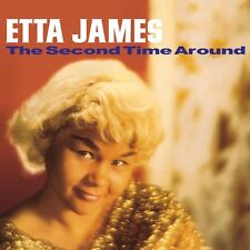 Etta James - The Second Time Around - 180g import LP w/ Riley Hampton