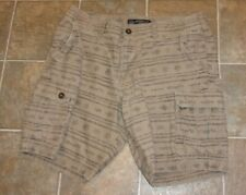 MENS AMERICAN EAGLE SHORTS SZ 36 CLASSIC FIT CARGO ACTIVE FLEX SUPER BUY!