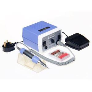 KATSU Micro Precision Electric Grinder Nail Polisher 35W Drill Bit Accessories