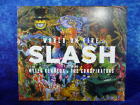 SLASH World On Fire (featuring Myles Kennedy & The Conspirators) CD - Pre-owned