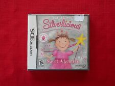 SILVERLICIOUS NINTENDO DS 2012 FACTORY SEALED!!!  L@@K!!!!!  FREE SHIP!!!!!