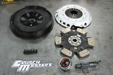 Clutchmasters FX400 Clutch Kit / flywheel combo Honda Civic 1.5T 16-18  SI EX
