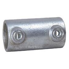 More details for galvanised key clamp 149 external joiner sleeve
