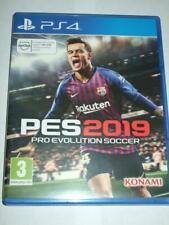 "PES 2019 Pro Evolution Soccer 2019 Playstation 4 ps4 ""Free p&p"""