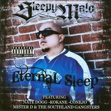 Chicano rap Eternal Sleep [PA] by Sleepy Malo (CD, SL)