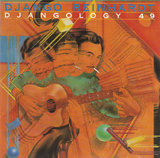 CD 20T DJANGO REINHARDT DJANGOLOGY 49 DE 1990 REMASTERED