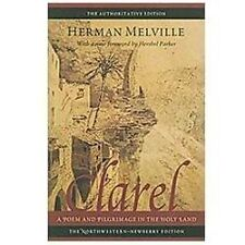 Melville: Clarel : A Poem and Pilgrimage in the Holy Land by Herman Melville...