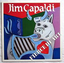 LP (s) - FIERCE HEART - Jim Capaldi