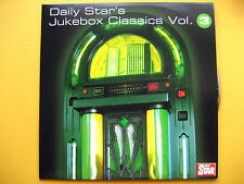 DAILY STAR'S JUKEBOX CLASSICS , CD, A THE DAILY STAR NEWSPAPER PROMOTION (1 CD)