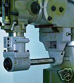 R8 international Horizontal Milling Attachment fits standard bridgeport R8 arbor