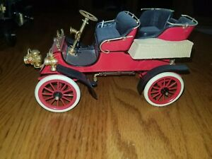 Franklin Mint 1903 Ford Model A 1:16 Scale With Tag, Rare. Original box.