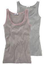 Klassische Damenblusen,-Tops & -Shirts im Trägertops-Stil für Freizeit mit Mehrstückpackung