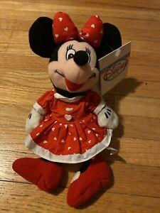 Disney Bean Bag Minnie Mouse Valentine