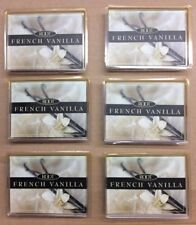 Root brand Fragrant Tiles Wax Melts / French Vanilla 6 Packs!!