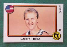 Sticker Figurina Adesivo PANINI SUPERSPORT LARRY BIRD n.140/STEPHANE DEMOL n.12