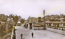 Radlett Railway Station Photo. Elstree - Napsbury. Mill Hill to St. Albans. (6)
