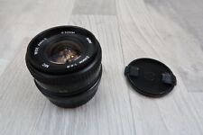 Vivitar MC Wide Angle 24mm f/2.8 Nikon Mount, Excellent Condition