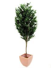 EUROPALMS Olivenbaum 200 cm Baum mit Früchten künstlich Topf NEU
