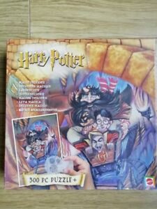 Harry Potter's trip to Gringotts jigsaw