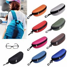 Glasses Zipper Case Portatives Hard Case Protector Sunglasses Box Eyewear Cover