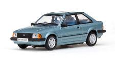 1/43 Scale model Ford Escort Mk.III GL, Artic blue