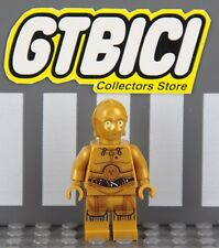 LEGO STAR WARS MINI-FIGURINE `` C-3PO ´´ Réf 75136 100X100 ORIGINAL LEGO
