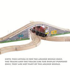 USA MARON Arched Stone Bridge Thomas Wooden Tank Train Tunnel NEW