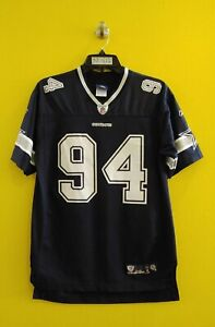 DALLAS COWBOYS #94 DeMARCUS WARE VTG REEBOK NFL JERSEY  BOYS- XL 18-20