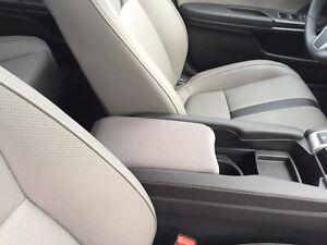 Auto Center Console Cover-Fleece-Custom Fit for a Honda Civic 2016-2021 (HCV16)