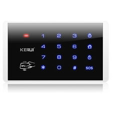 KERUI K16 RFID Touch Keypad For Wireless GSM Alarm System Access control