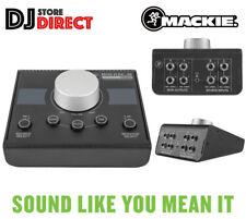 MACKIE BIG KNOB PASSIVE Compact Pro Studio Monitor Speaker Controller FREE P&P