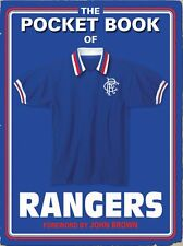 The Pocket Book of Rangers - Glasgow Rangers Trivia History Miscellany Gers book