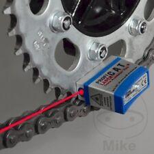 Suzuki GZ 125 U Marauder 80 km/h L-CAT (Line Laser) Chain Alignment Tool