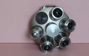 REICHERT LOT  5  Microscope Objectives