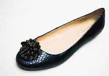 Calvin Klein womens MACKENZI Midnight Slip-On Ballet Flats Loafers Shoes 6 NEW
